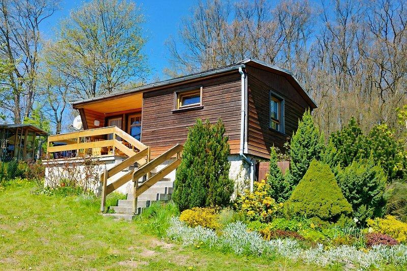 Ferienhaus in ruhiger Lage in Dittrichshütte - immagine 2