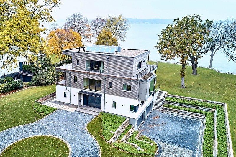 über 8000qm parkähnliches Grundstück direkt an der Ostsee