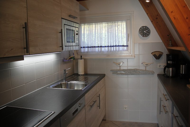 Haus Möwe/Küche