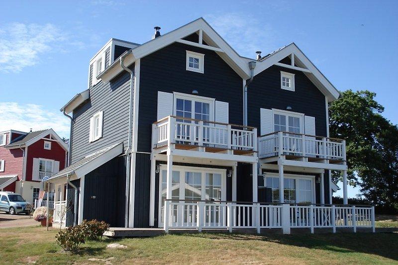 Eines unserer zwei Strandhäuser in Sierksdorf