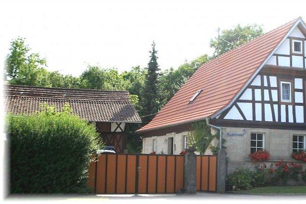 Ferienhaus im Fachwerkhof,  en Friesenhausen - imágen 1