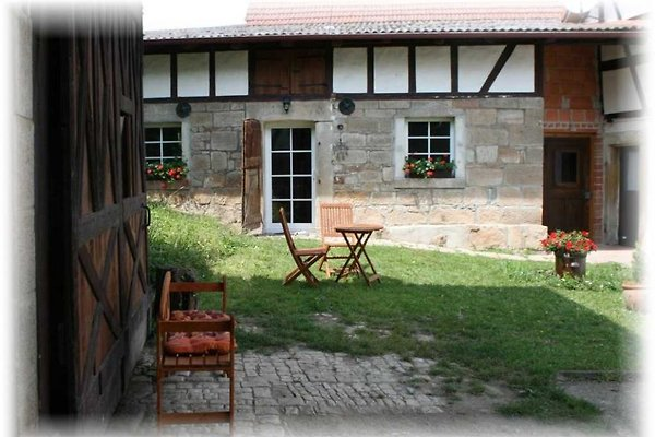 FEWO Morgensonne in Friesenhausen - immagine 1