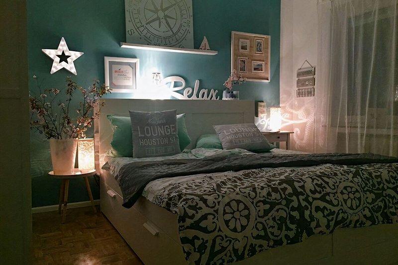 Schlafzimmer RELAX im EG