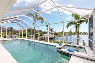 Luxury Villa Cape Coral ELEGANCE