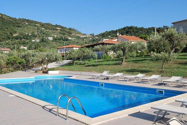 Casa Limoni mit Pool