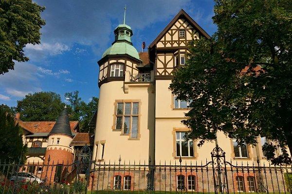Villa Katharina & Kutscherhaus in Bad Freienwalde - Bild 1