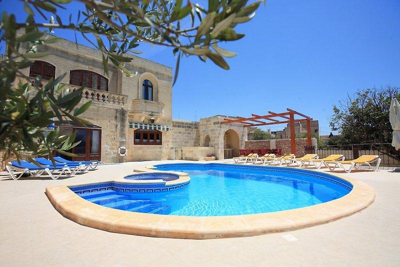 Villa Ta' Menzja à Xaghra - Image 2