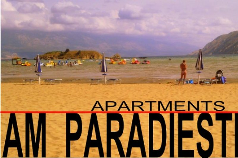 Ferienwohnungen Ferienhaus Karla am Paradiesstrand