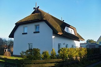 Haus Reetidyll Baabe