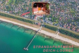 2-Zimmer-Strandapartment, 50 m ZUM OSTSEESTRAND IN ZINGST