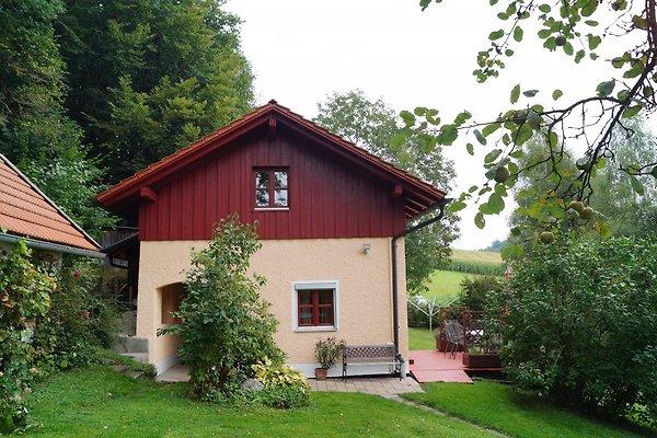Exclusives Ferienhaus Natur  en Röhrnbach - imágen 1