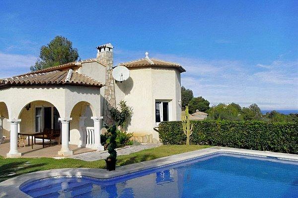 Sea View Villa Gabriele Denia en Denia - imágen 1