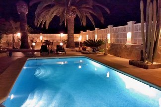 Villa Javea beheizbarer Privatpool
