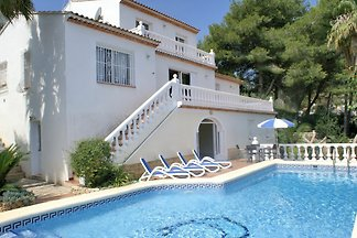 goot Villa in Denia