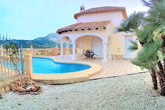 Villa on the golf course La Sella
