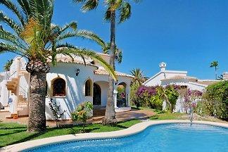 Villa Denia con piscina privada