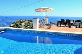 Villa in Javea in a dream location