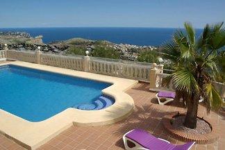 Villa mit Meerblick Cumbre del Sol