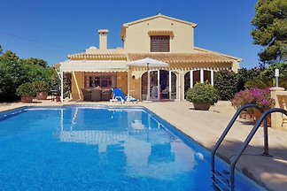 NEW: Villa Novaro Javea with pool