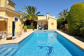 Villa in Denia with private pool