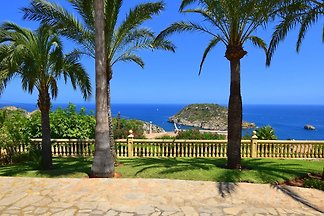 Villa at the La Barraca bay Javea