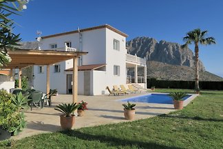 Haus Beniarbeig Denia m. Privatpool