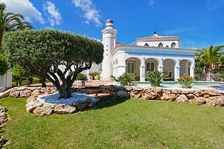 komfortable Villa Denia Privatpool