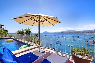 Villa Traumlage El Portet am Meer