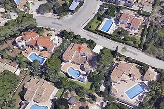 grosse Villa mit Privatpool