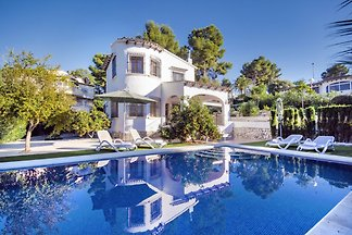 Holiday home relaxing holiday Moraira