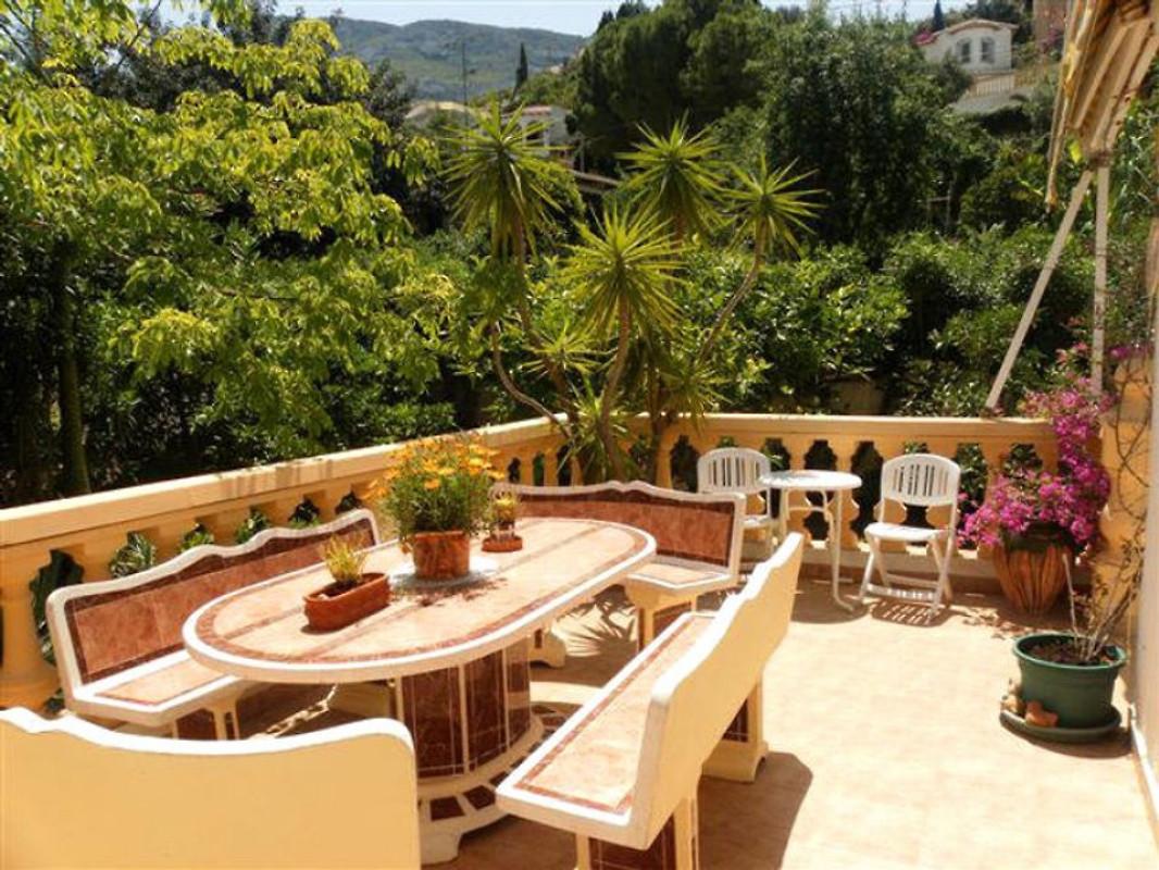 Ferienhaus mit schoenem privatpool ferienhaus in denia for Ferienhaus mit privatpool