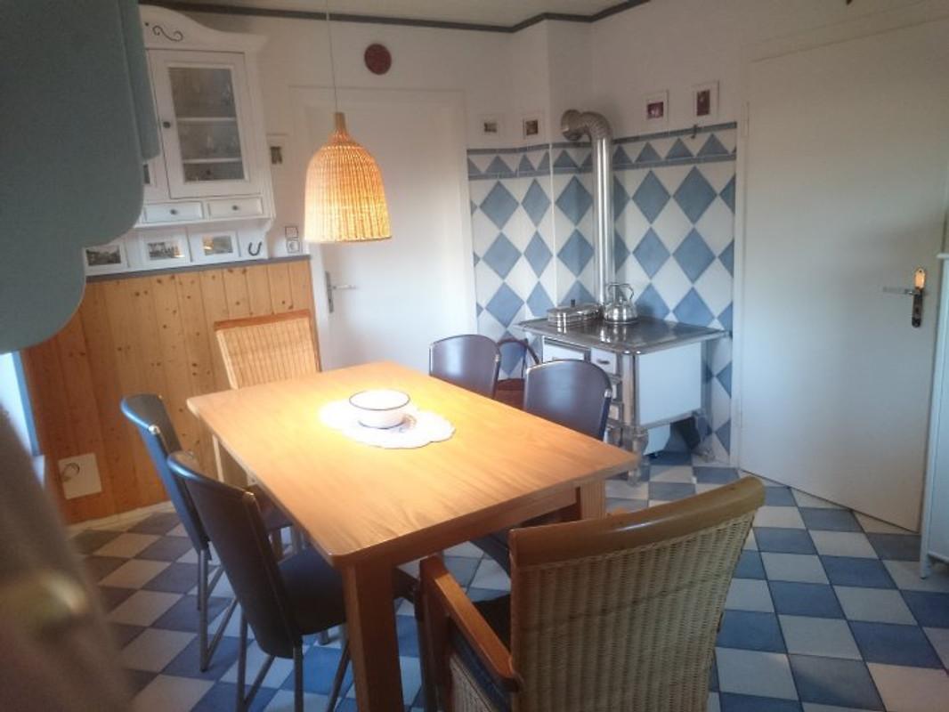 ferienhaus - echt-friesisch.de - ferienhaus in neuharlingersiel mieten - Friesische Küche