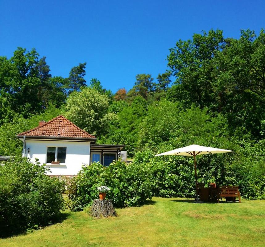Haus Am See Ferienwohnung In Woltersdorf Mieten: Ferienhaus Direkt Am See Bei Berlin