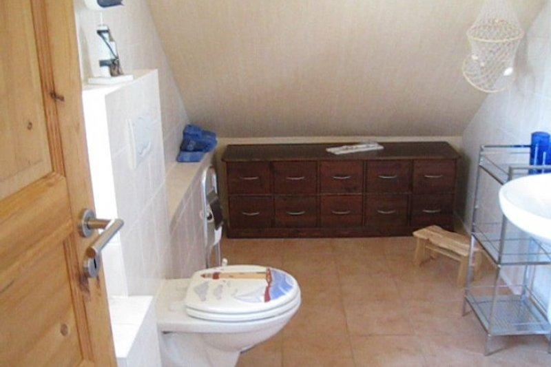 Dusche / Toilette
