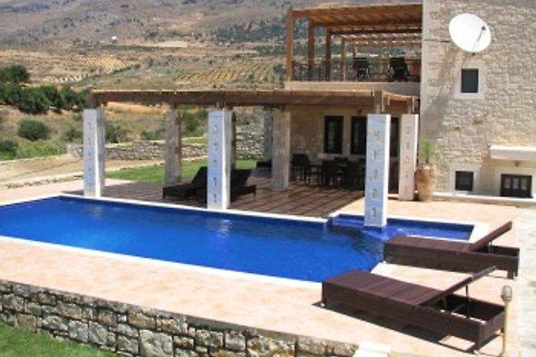 Villa Zeus, 5*, 50 qm Pool à Plakias - Image 1
