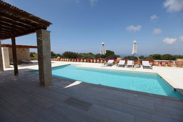 Maison de vacances à Gerani - Image 1