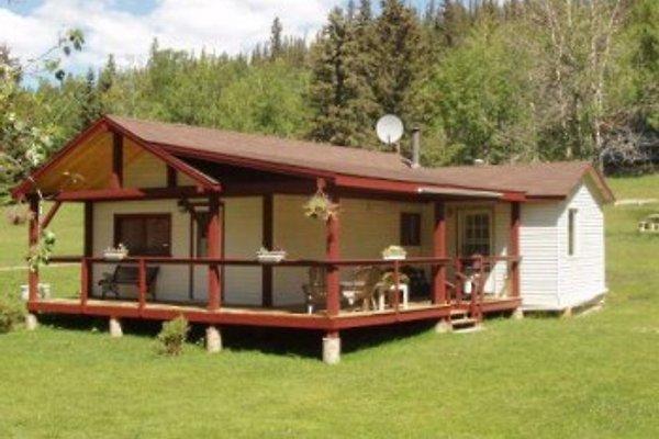 Old Entrance B 'n B Cabins in Hinton-Jasper - Bild 1