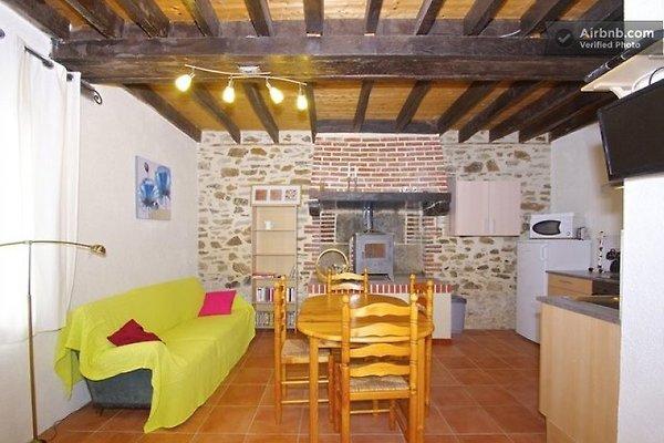 Ferienhaus La Barderie in Cuillé - Bild 1