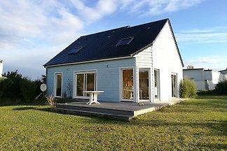 La maison bleue balnéaire