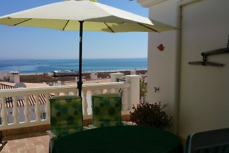 Apartment with fantastic sea view next to the beach of Lagos