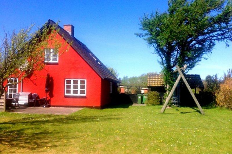 Außenansicht Slette Hus