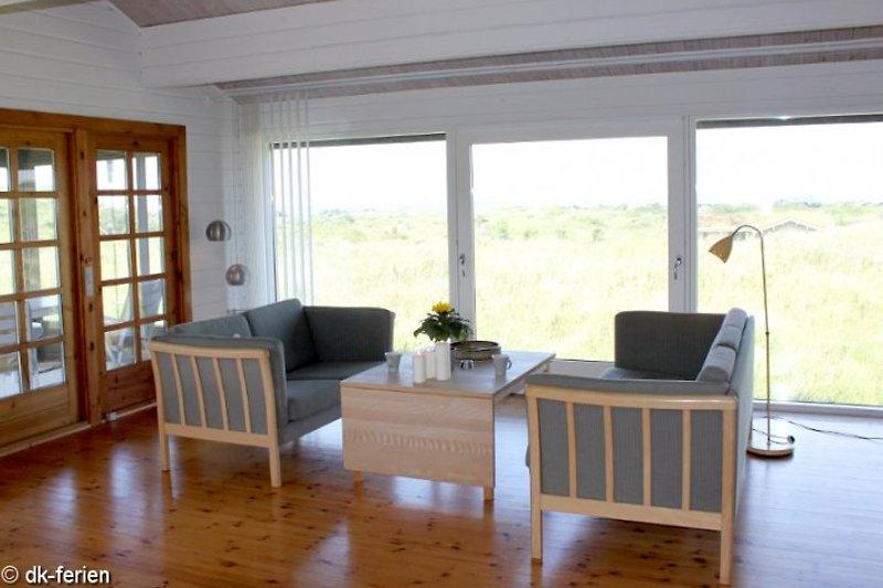 Wohnbereich Skallerup Haus