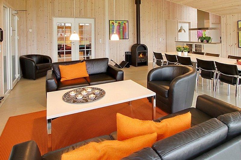 Wohnzimmer von Vestermark Aktivhus