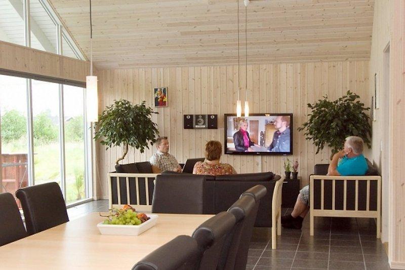 Wohnbereich Sneppe Aktivhus