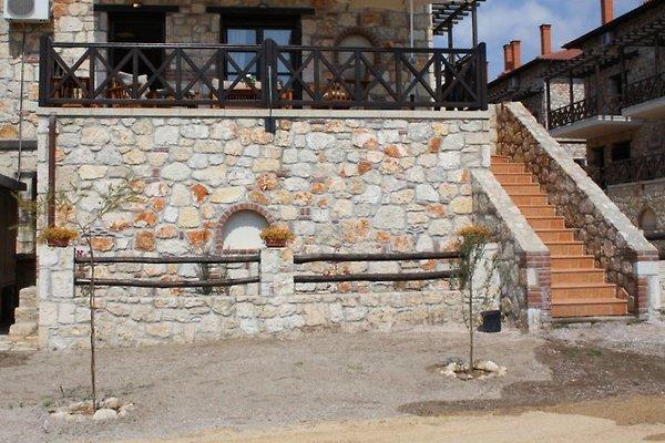 Accueil Dionisos Vatopedi  à Psakoudia - Image 1