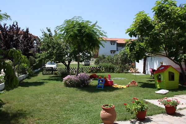 Apartment im Haus Angeliki in Psakoudia - immagine 1