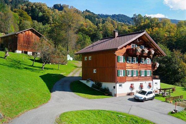Haus Silke,Silbertal FW1 à Silbertal - Image 1