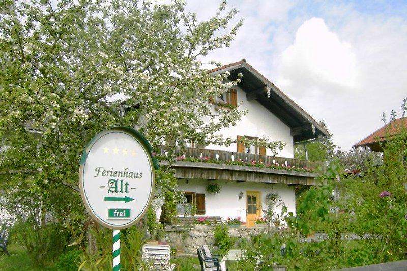 Haus Breitenstein bein Familie Alt