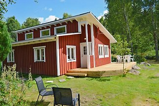 Holiday home in Trensum