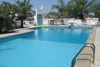 Familienwohnung mit Pool